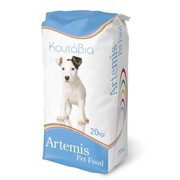 Ξηρά Τροφή Artemis Για Κουτάβια 20kg
