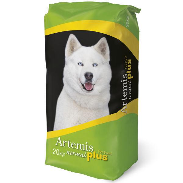 Ξηρά Τροφή Artemis Normal Plus 20kg Για Σκύλους